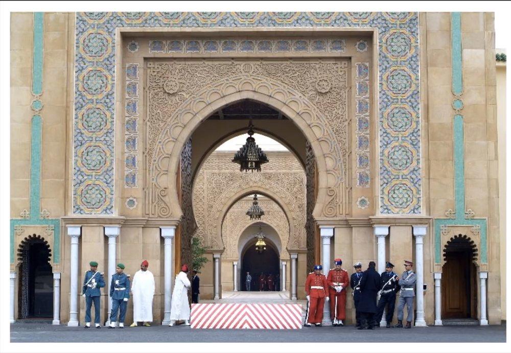 Moroccan Palace.