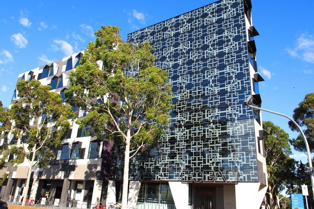 Monash University Logan Hall -