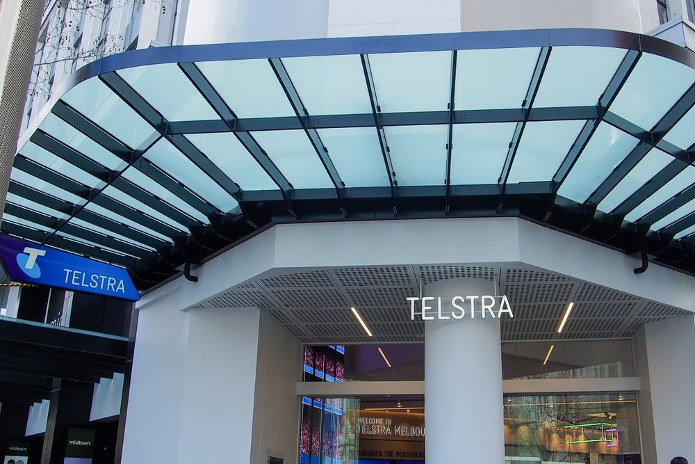 Telstra -
