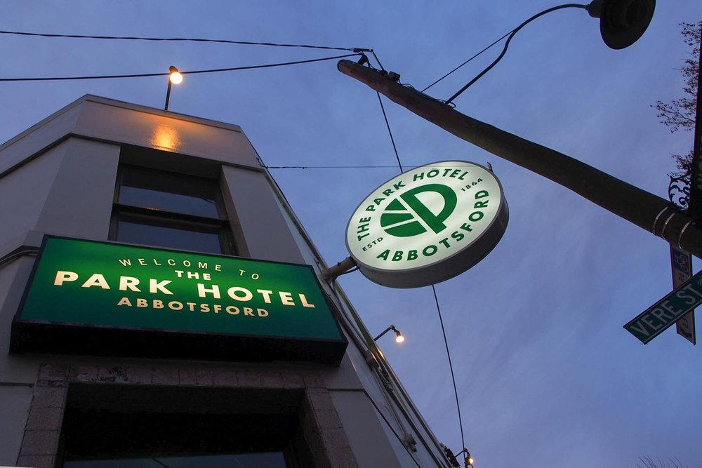 The Park Hotel Abbortsford -