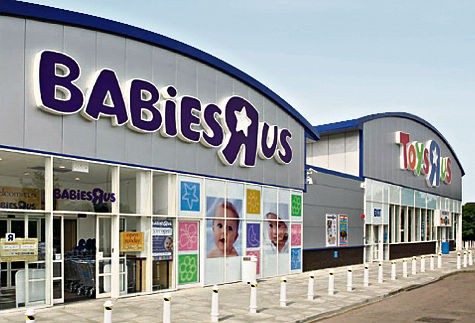 News We Re Now In Babies R Us Toys R Us Sba Blog