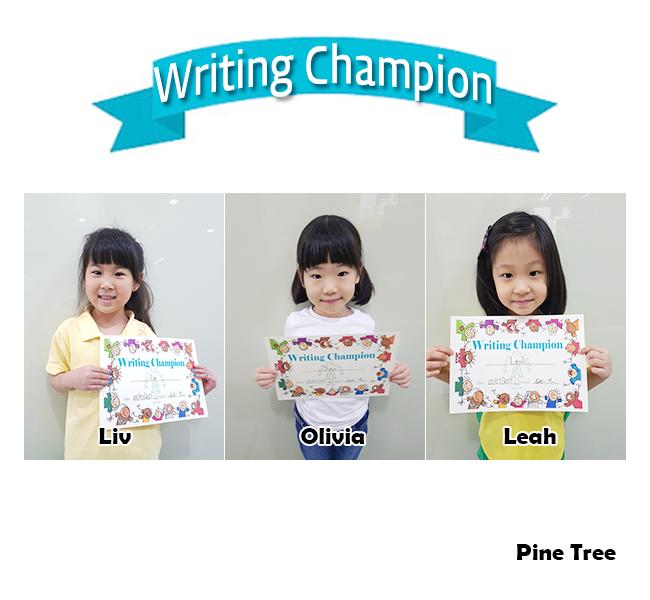 Writing Champion Olivia, Liv, Leah.jpg