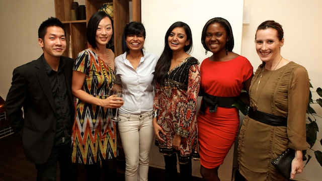 The Henna Warriors Exhibit, presented by MobArt @ Philia HOME