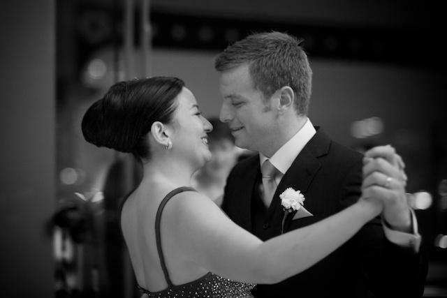 Watermark Hong Kong wedding first dance
