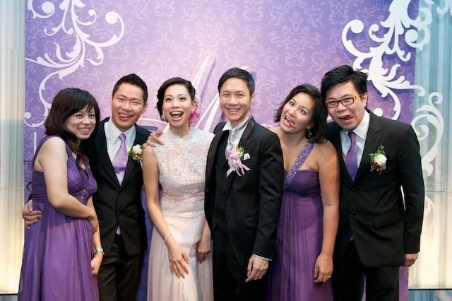 Hong-Kong-Watermark-Central-wedding-day-bridesmaids-groomsmen-goofy-portraits