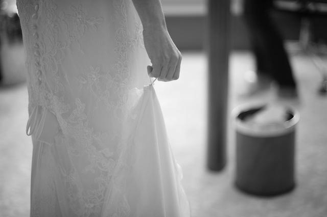 Hong Kong Wedding gown dress design black and white