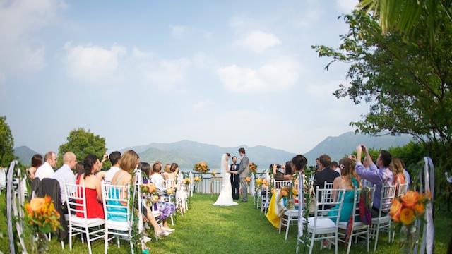 Hong Kong Wedding one-thirtyone vows exchange