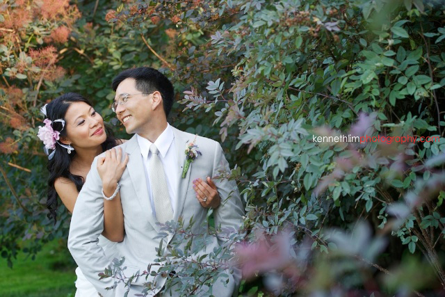 New York wedding outdoor couple portrait session