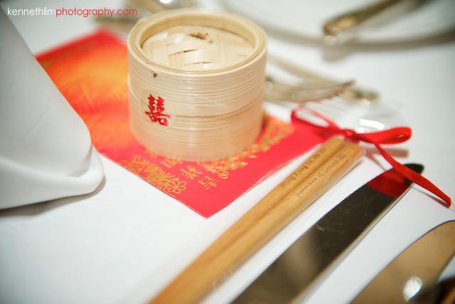 Hong Kong The Peninsula wedding double happiness