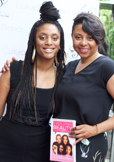 "CEO/Lead Publicist of PR Mentality, LLC, Lindsey A. Walker and Beauty Culturalist/PRM Client Phylencia ""PT"" Taylor"