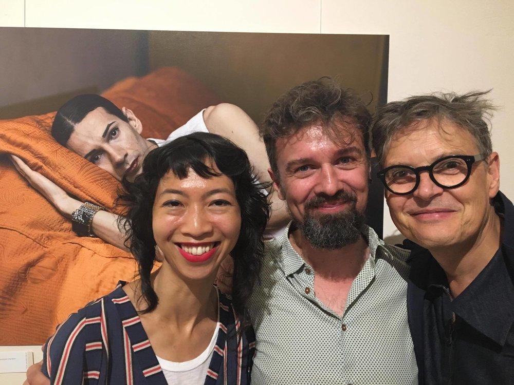 Rolf Scheider and us