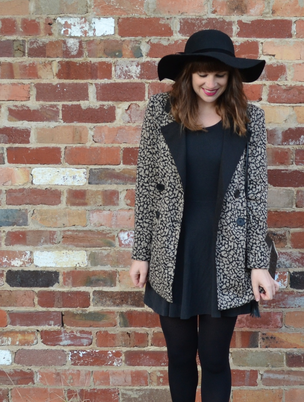 black-felt-floppy-hat-statement-winter-coat