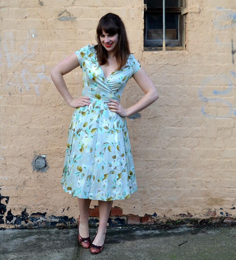 floral-dress-summer-midi
