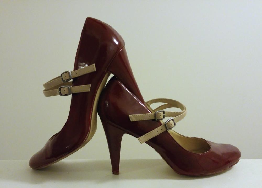 burgundy-cream-heels