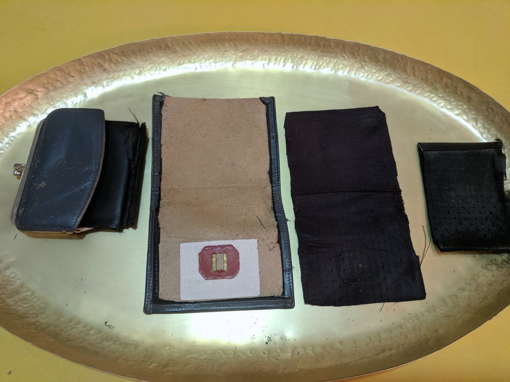 The wallet deconstructed