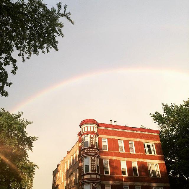 Summer love #colorsky