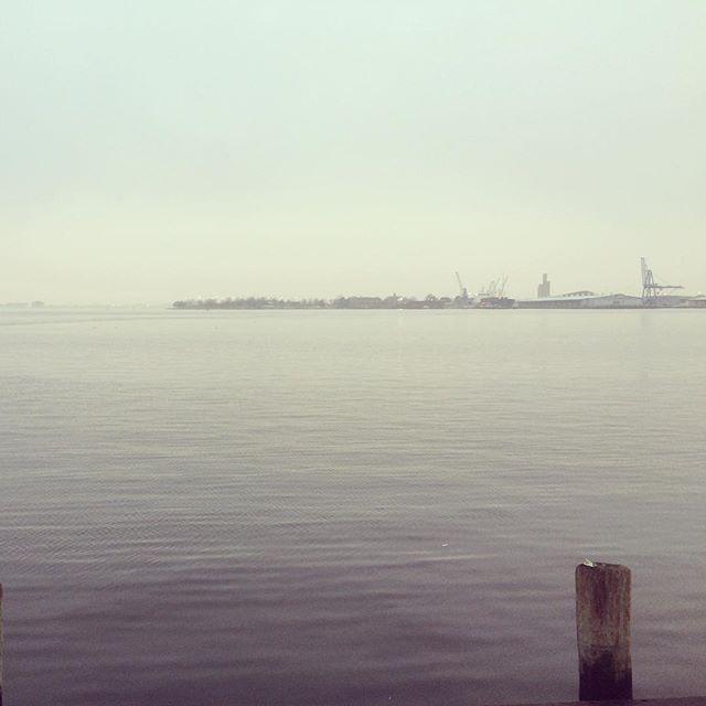 Empty land. #baltimore