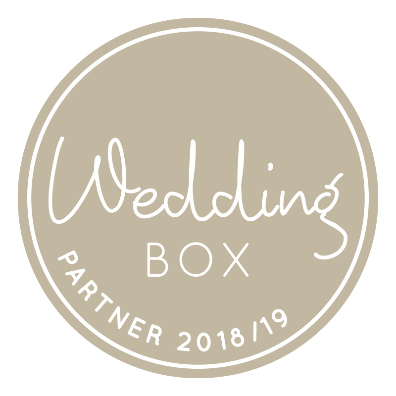 Carissimo Letterpress ist Wedding Box Partner