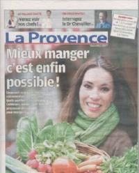 La Provence Novembre 2017