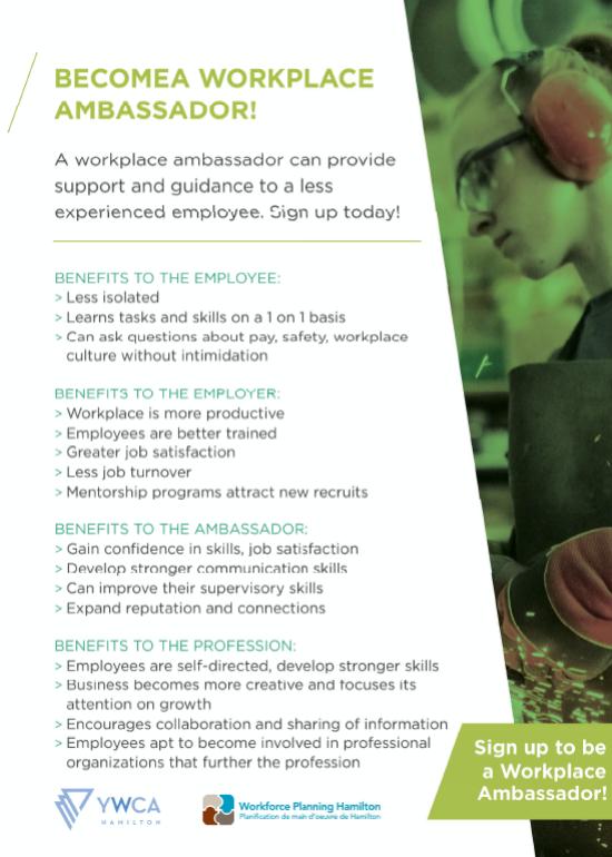 Become a Workplace Ambassador