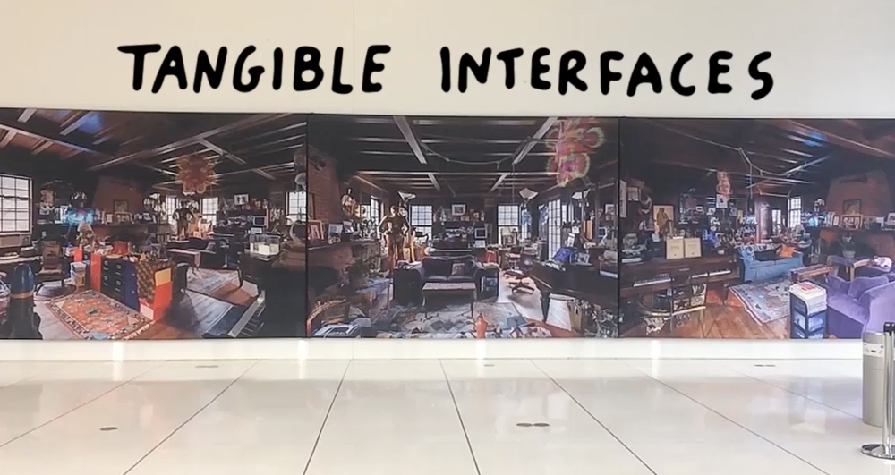 "Here's a link to a   group project   I did this fall for the ""  Tangible Interfaces  "" class at the Media Lab."