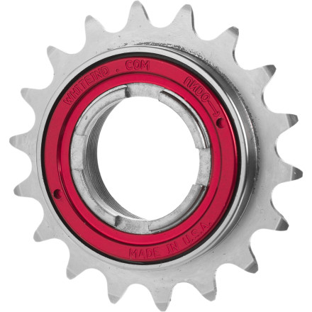 Their top quality completely rebuildable single cog freewheel.