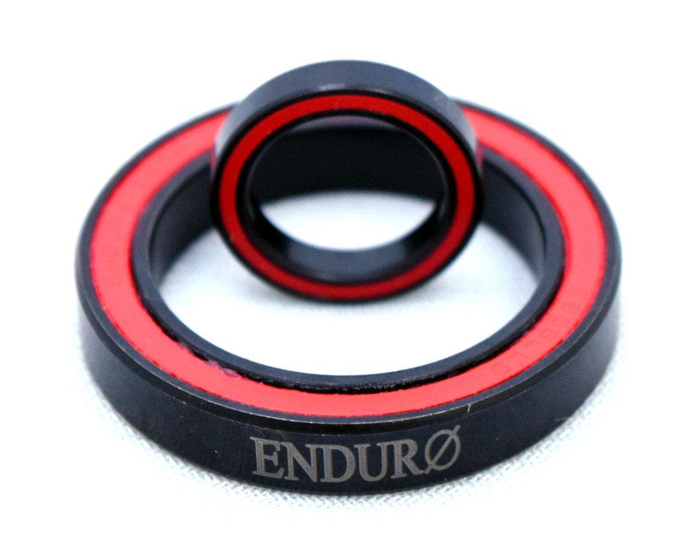 Enduro's ZERO Ceramic Grade with silicon nitride balls.Made in California.