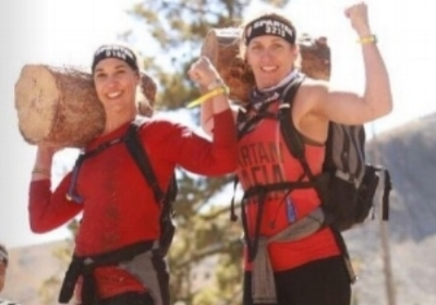 Alicia and Jamie not only teach the Spartan classes but also participate in the Spartan Races.  Together these two trainers have traveled across the country to complete many of the challenging obstacles sponsored by the Spartan Races.