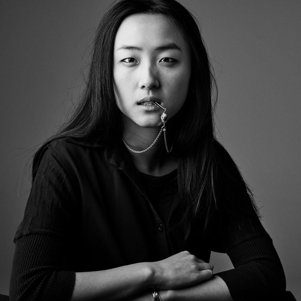 Eva Tong, texile design student