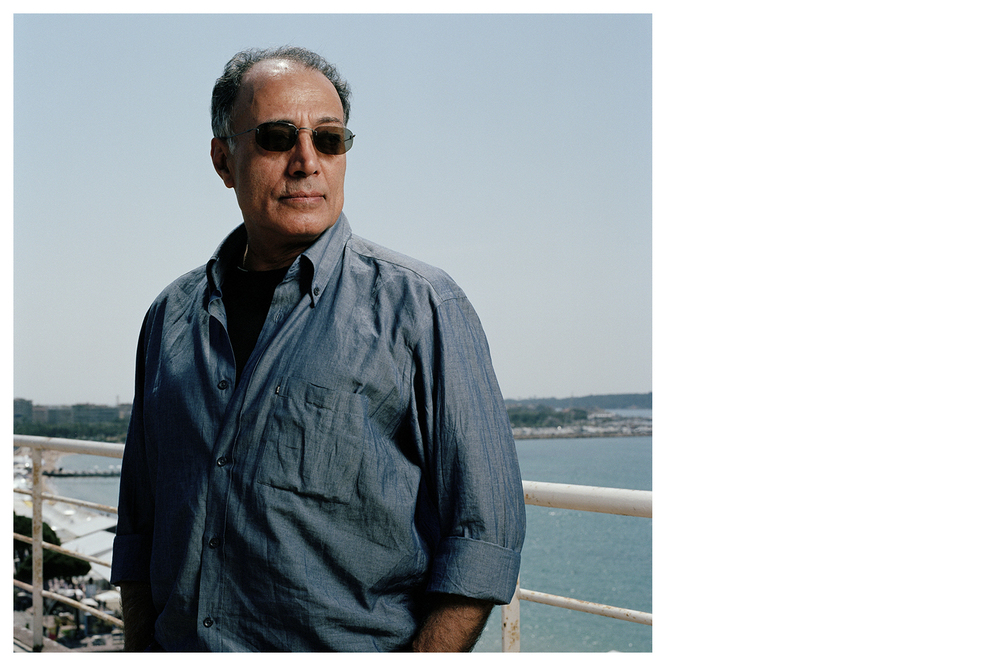 Abbas Kiarostami, movie director | Cannes Festival