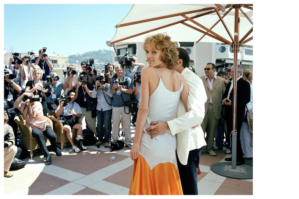 Eva Herzigova, model | Cannes Festival