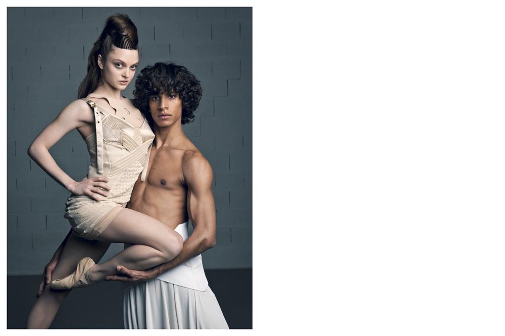 Bejart Ballet © Anoush Abrar & Aimée Hoving