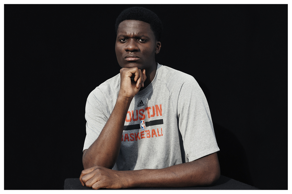 Clint Capela, NBA basketball player