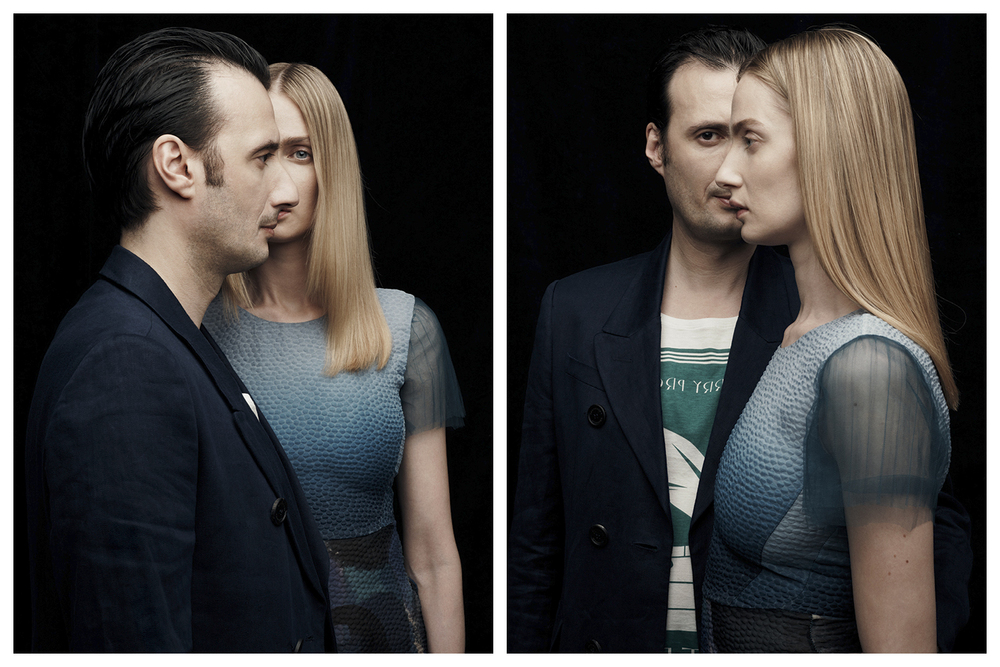 Eva Riccobono & Matteo Ceccarini, actress & dj