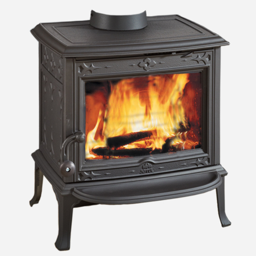 Wood Stoves Look Great And Give That Cabin Feel To Tiny Homes If You Live Somewhere Gathering Firewood Isnt A Problem Little Fireplace Might Be