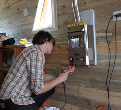 Four Ways To Heat Your Tiny Home Rewild Homes