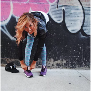 Meet your Yoga Around Town instructor, Aly Raymer! Click to read Aly's bio.