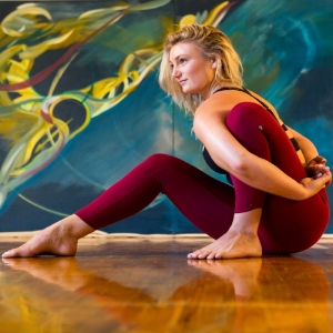 Meet your Yoga Around Town instructor, Izzy VanHall! Click here to read Izzy's bio.