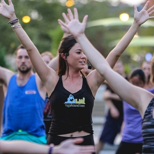 Meet your Yoga Around Town instructor, Maggie Walsh Deaver. Click to read Maggie's bio.