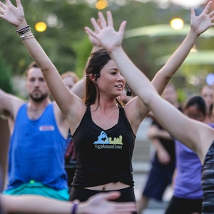 Meet your Yoga Around Town instructor, Maggie Walsh Deaver!  Click here to read Maggie's   bio  .