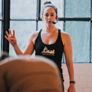 Meet your Sculpt Around Town instructor, Cordy Elkins!  Read Cordy's bio here.