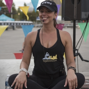 Meet your Yoga Around Town instructor,  Jessie LaCosta !