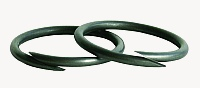 HTS Split Rings