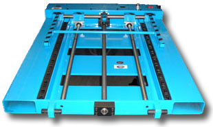 Pacesetter Systems Pallet Lift