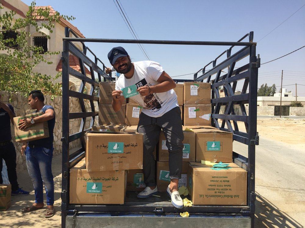 Emergency Aid - The Syria Fund directly serves the communities we serve with regular distributions of critically-needed items like food, hygiene, fuel and more.LEARN MORE