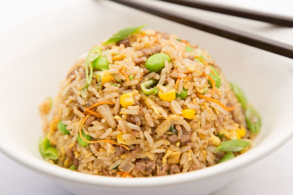 Chef's Special Beef Fried Rice