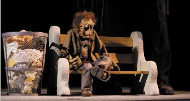 joe cashore marionettes