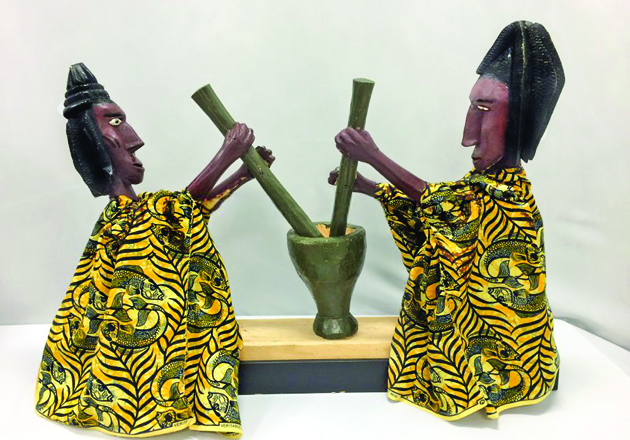 - The African Collection, Center for Puppetry Arts Museum by Nancy Lohman Staub