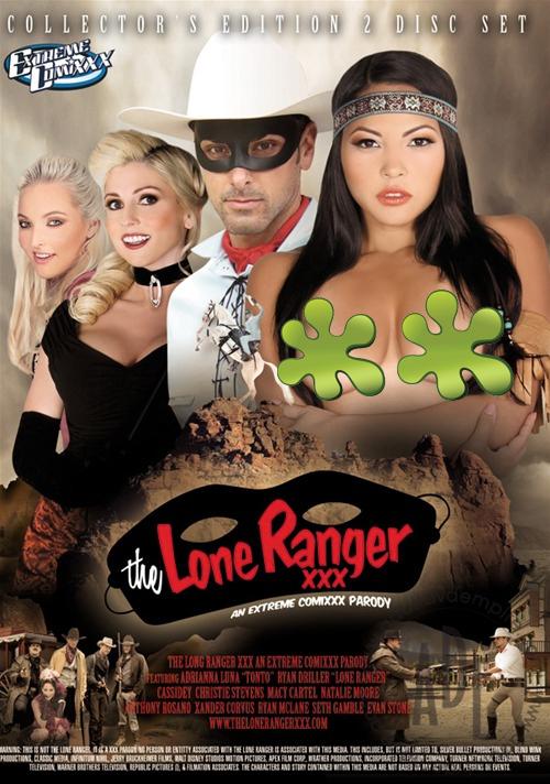 Lone Ranger XXX Full Disclosure Adrianna Luna Ryan Driller