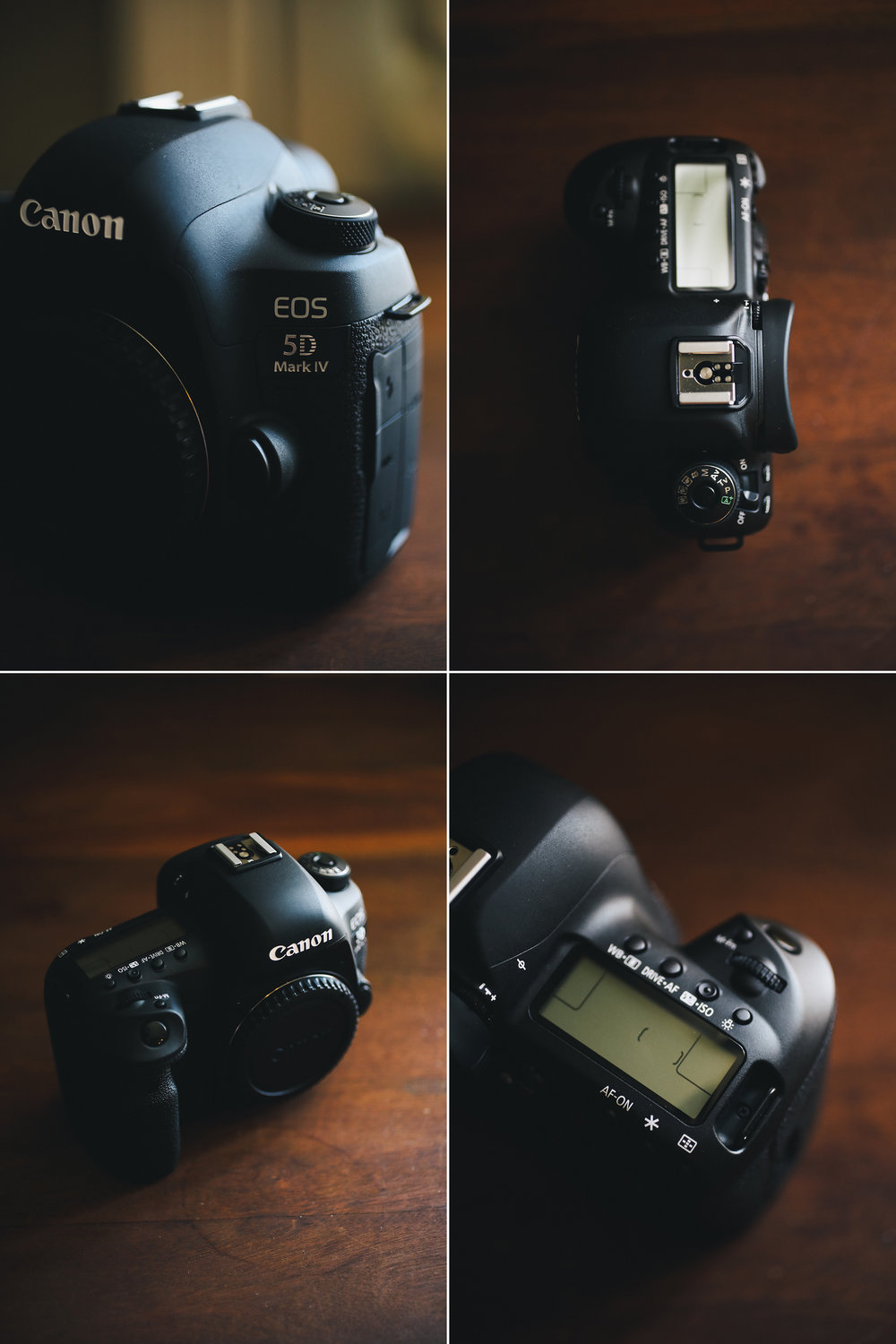 Canon 5D Mark IV– It's not the camera that makes the photographer but my 2 Canon 5D Mark IV camera bodies is the backbone that my work is created with. Nothing against Nikon at all. The first camera I ever owned was a Canon my dad bought me when I was a just a kid and ever since then, Canon has been the choice for me.